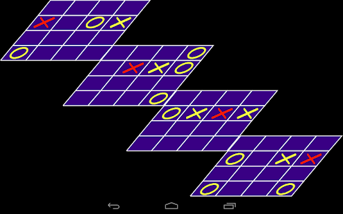 Tic Tac Toe 3D - HD - screenshot thumbnail