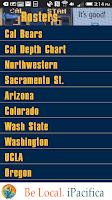 Screenshot of Berkeley Fan Guide 2015