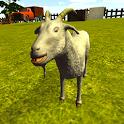 Goat Rage - 3D Goat Simulator icon