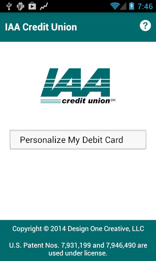 IAA Credit Union CreataCard