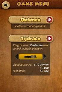 Topo Netherlands Screenshot