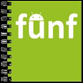 Funf Journal