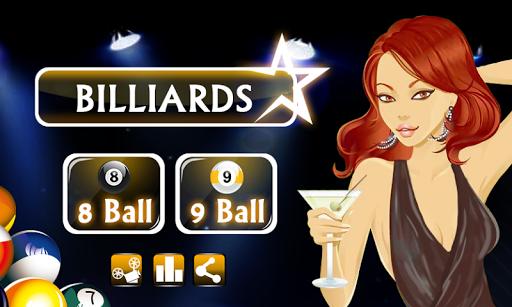 Pool Billiards Club