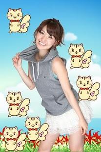 AKB48大島優子 ライブ壁紙
