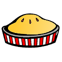Corta pizzas / tartas icon