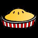 Pizza / Cake cutter icon