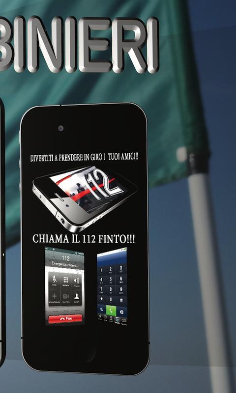 Pronto Carabinieri- screenshot