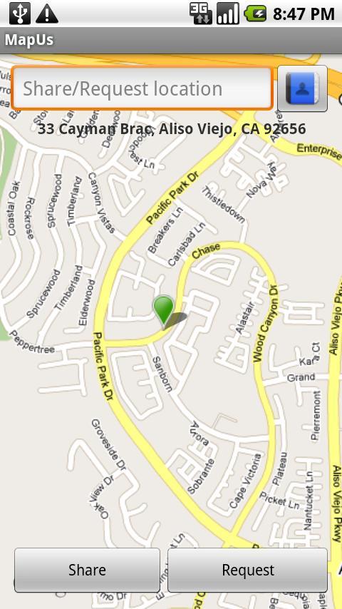 MapUs Pro - screenshot