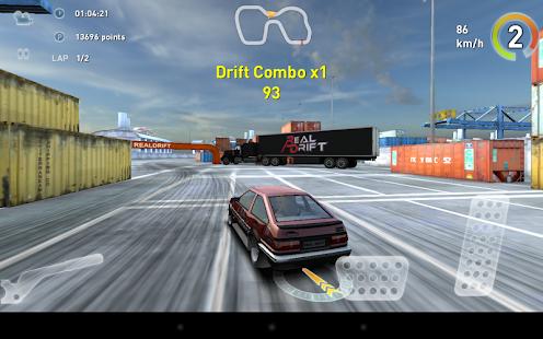 بازی دریفت واقعی Real Drift v1.1
