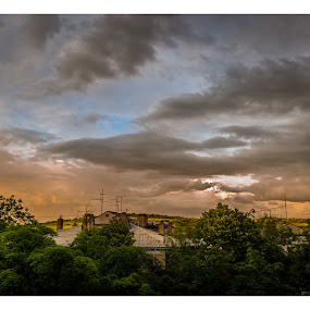 Balcony view! by Marko Icelic - Landscapes Weather