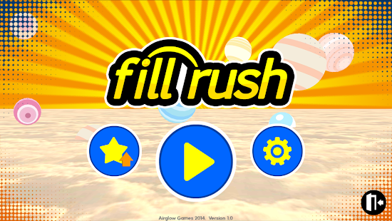 Fill Rush