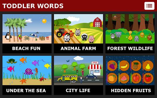 Toddler Words Lite