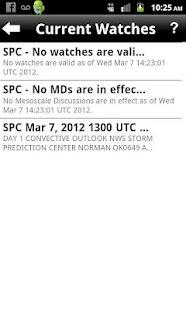 Mobile Storm Chaser- screenshot thumbnail