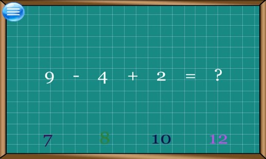 Math Fun for Kids FREE - screenshot thumbnail