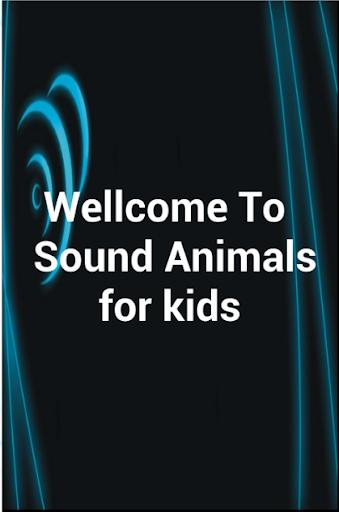 sound animals for kids