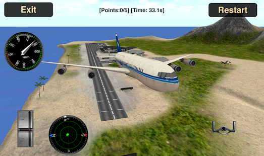 Flight-Simulator-Fly-Plane-3D 4
