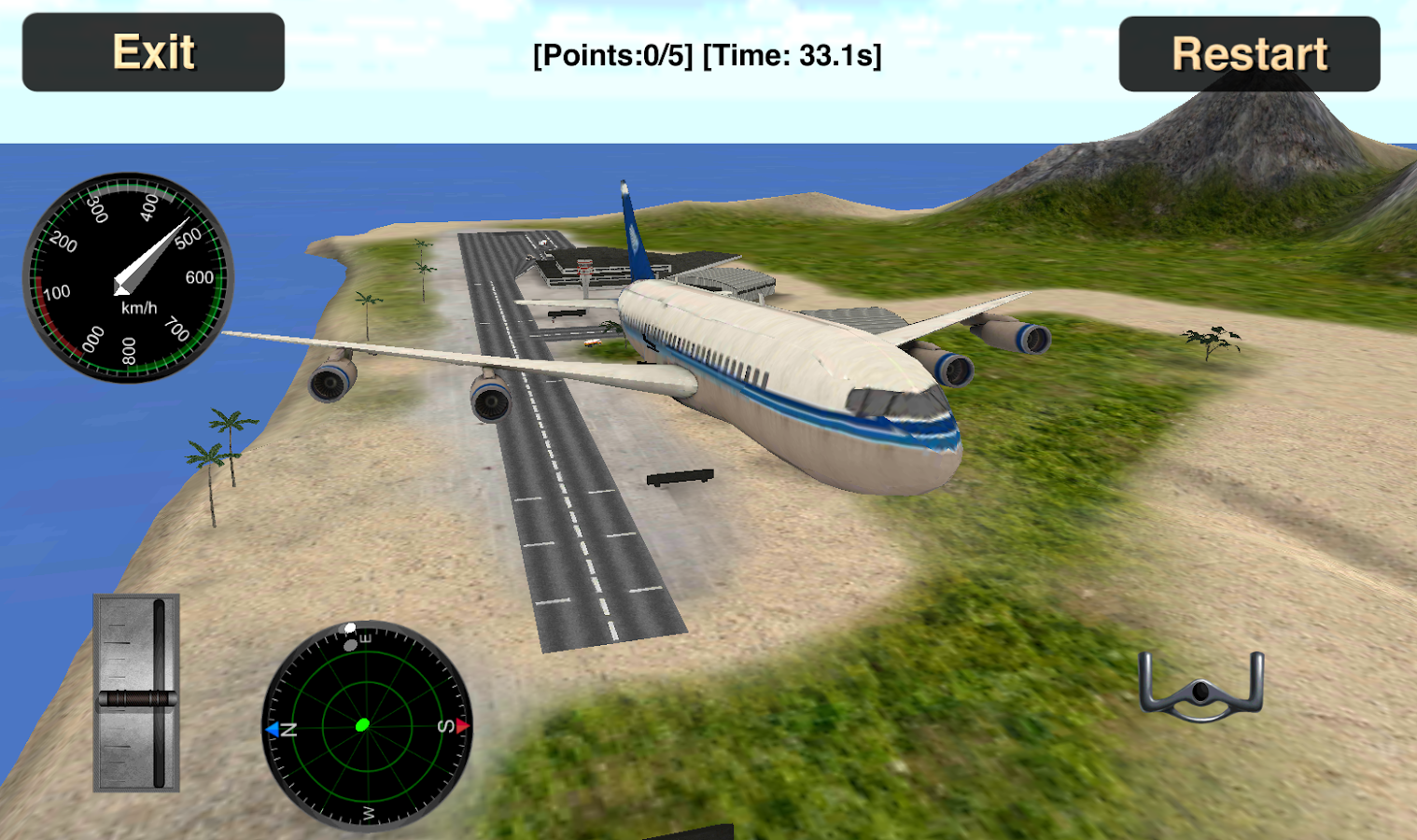 Flight-Simulator-Fly-Plane-3D 16
