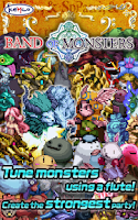 Screenshot of RPG Band of Monsters
