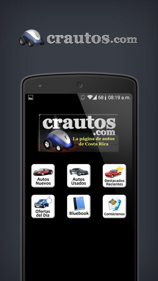 crautos.com - screenshot