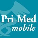 Pri-Med Mobile from QuantiaMD logo
