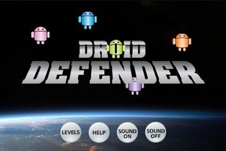 Droid Defender- screenshot thumbnail