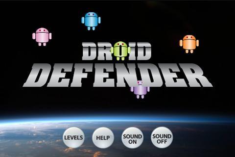 Droid Defender- screenshot