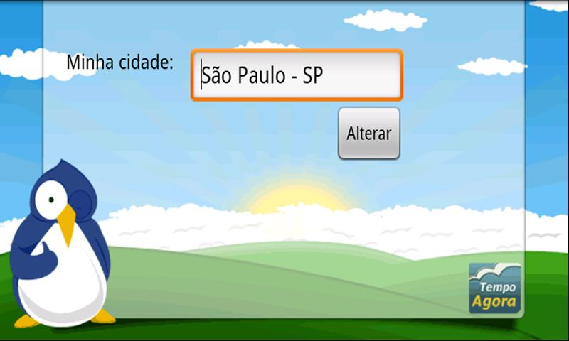 Índices Tempo Agora- screenshot