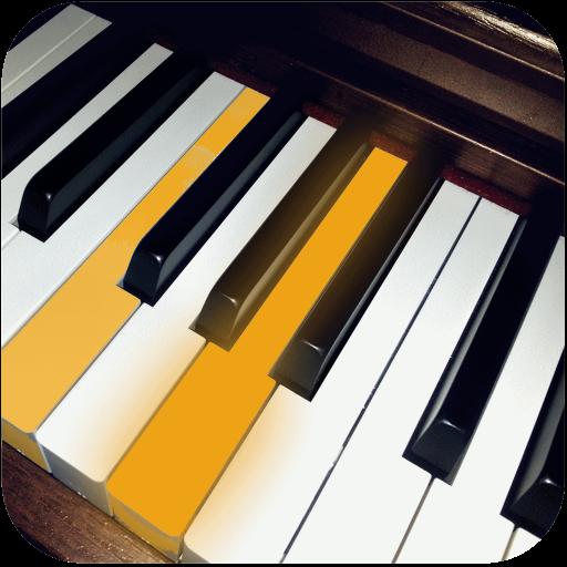 鋼琴視唱練耳專業版 LOGO-APP點子
