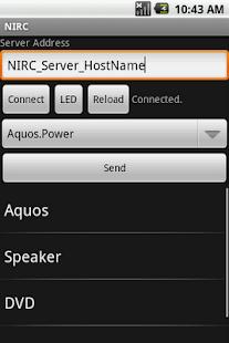 NIRC- screenshot thumbnail