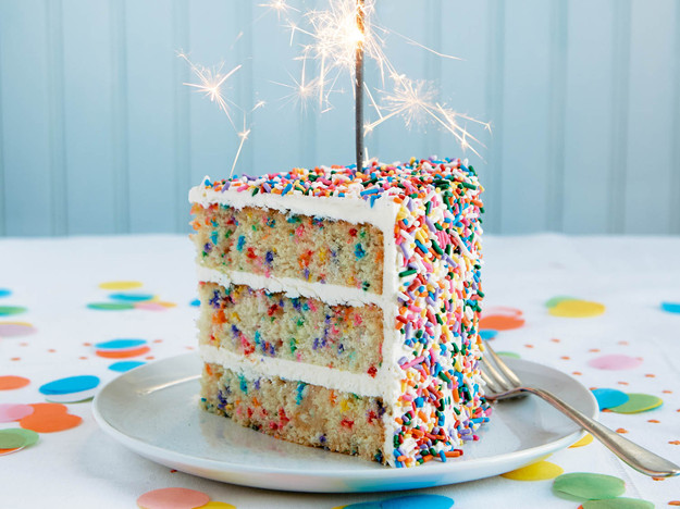 Ultimate Birthday Cake From 'Baked Occasions' Recipe