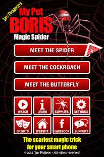 Magic Spider - screenshot thumbnail