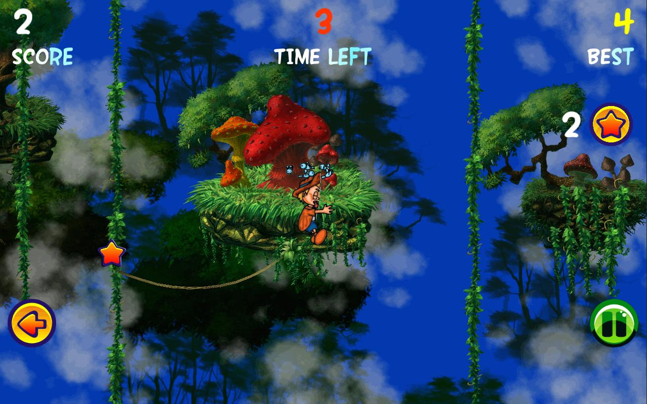 Swingy Boy Lite- screenshot