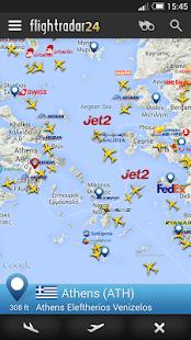 Flightradar24 - Flight Tracker - screenshot thumbnail