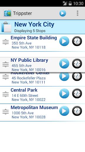 免費旅遊App|Trippster - GPS route planner|阿達玩APP