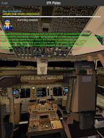Screenshot of SimPlates for Flight Simulator