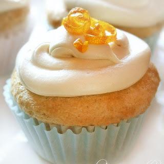 Orange Creme Cupcakes