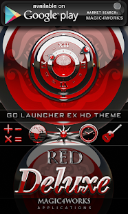玩生活App|GO locker red deluxe免費|APP試玩