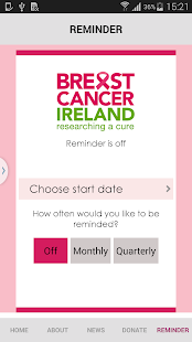 Breast Aware- screenshot thumbnail
