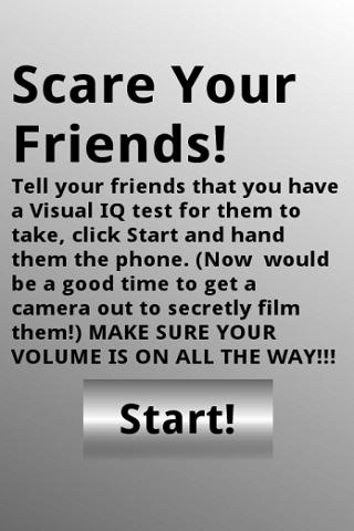 Scare Your Friends- screenshot