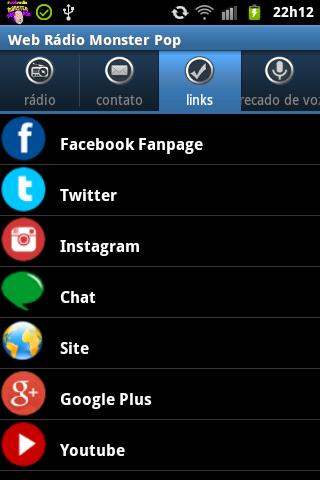 玩免費音樂APP 下載Web Rádio Monster Pop app不用錢 硬是要APP