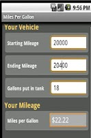 Screenshot of Calculators Pack Pro