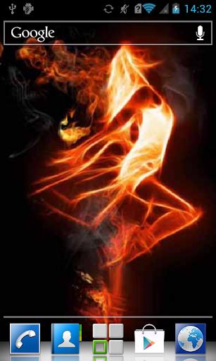 Passionate dancer LWP