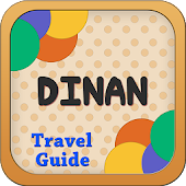 Dinan Offline Map Guide