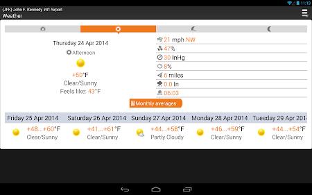 Airline Flight Status Tracking 1.7.5 screenshot 206395