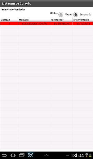 SGCotaNET 1.1 screenshots 4