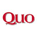 QUO Revista logo
