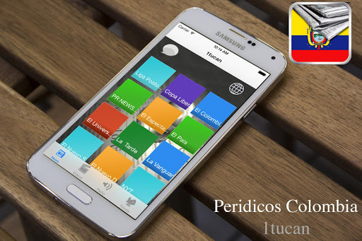 Periodicos Colombia: Colombian