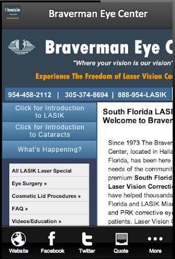 Braverman Eye Center