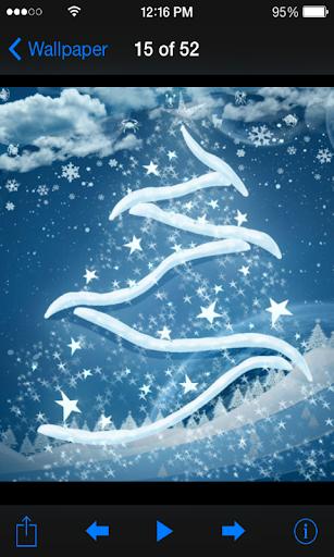 Christmas Wallpaper XmasFrames