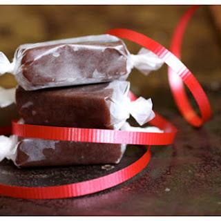 Grandma Klein's Chocolate Caramels.